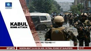 95 People Die, 158 Injured In Kabul Bomb Attack Pt.4  News@10  27/01/18