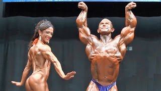 NABBA Universe 2013 - Men Overall