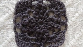 getlinkyoutube.com-Como Tejer cuadro con bodoques a crochet  paso a paso