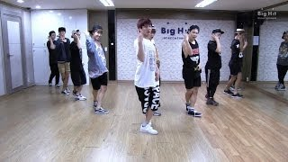 getlinkyoutube.com-방탄소년단 'Beautiful' dance practice