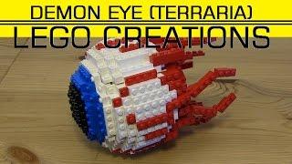 getlinkyoutube.com-LEGO DEMON EYE (Terraria)