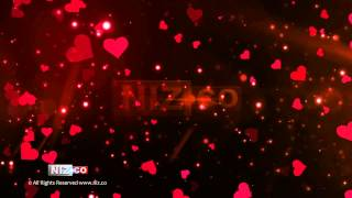 getlinkyoutube.com-Flying Hearts - Royalty FREE Background Loop HD 1080p