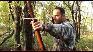 getlinkyoutube.com-Squirrel Hunting with a Primitive Bow 2: Redemption (HD)