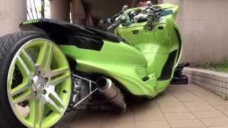 getlinkyoutube.com-CUSTOM FALUTA ,BIKE JAPAN  .
