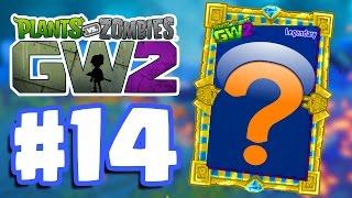 MY FIRST LEGENDARY OPENING w/ ZACKSCOTTGAMES | Plants Vs Zombies: Garden Warfare 2 Gameplay Part 14