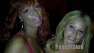 getlinkyoutube.com-PEBBELZ DA MODEL AND MYAME TALK BOUT JAMAICA #PopsViZion