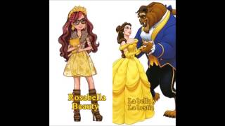 getlinkyoutube.com-Padres e hijos de ever after high