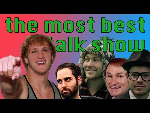 The Most Best Talk Show (Logan Paul)