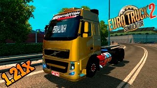 getlinkyoutube.com-Euro Truck Simulator 2-Mod-Volvo FH 540 I-Shift Euro 5