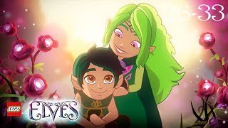 LEGO Elves Episodes 26 to 33 | Cartoon Full Movies for Children (English 30 minutes)