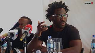 Wilfried Bony adata na Chura wa Snura/Kingereza cha Steve Nyerere chazua gumzo