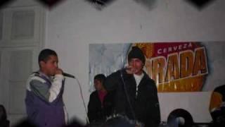Rapper School con Tremendo Latino - Mejor Callate
