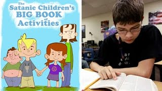Satanic Material Forces School To Stop Giving Bibles