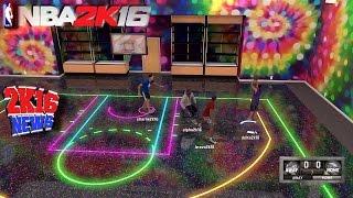 getlinkyoutube.com-R.I.P EA - NBA 2K16 MY COURT CUSTOMIZATION! - NBA 2k16 High School and College Gameplay!