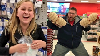 getlinkyoutube.com-CRINGIEST DAD EVER EMBARRASSES DAUGHTER AT TARGET! WIFE GETS TRIGGERED!