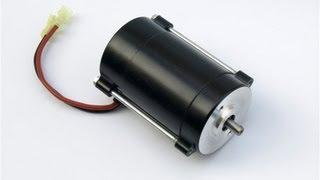 getlinkyoutube.com-Classic Control for DC Motors - التحكم الكلاسيكى بمواتير التيار المستمر
