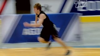 getlinkyoutube.com-Connor McDavid's Fitness Tests at the 2015 NHL Draft Combine