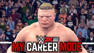 "getlinkyoutube.com-WWE 2K16 My Career Mode - Ep. 23 - ""THE BEAST RISES!"" [WWE MyCareer PS4/XBOX ONE/NEXT GEN Part 23]"