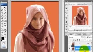 getlinkyoutube.com-Tips Trik Edukasi - Membuat Kartun pada Photoshop CS3