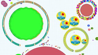 getlinkyoutube.com-Agario BIGGEST VIRUS EVER PRIVATE SERVER AND EXPERIMENTAL MODE Agar.io  Funny Moments