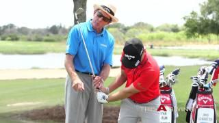 getlinkyoutube.com-Leadbetter's A-Swing Faults & Fixes - Improper Wrist Action