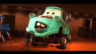 getlinkyoutube.com-Cars Toons: Mate Heavy Metal