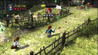 getlinkyoutube.com-Lego Pirates of the Caribbean, Dead Mans Chest Stage 4 Isla Curces
