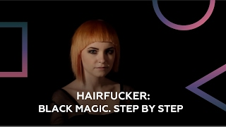 getlinkyoutube.com-HairFucker:  Black Magic. Step by step.