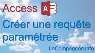getlinkyoutube.com-Access: créer une requête paramétrée
