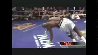 getlinkyoutube.com-Antonio Tarver gets knocked down by Eric Harding, Bernard Hopkins and Chad Dawson