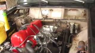 getlinkyoutube.com-Datsun 521 L20b motor swap