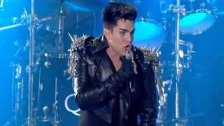 "getlinkyoutube.com-2. Queen & Adam Lambert ""We Will Rock You(fast)""(Live in Kiev)"