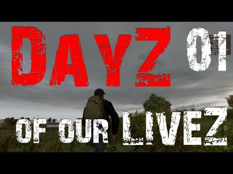 "DayZ of our LiveZ E01 ""Running and Hiding"" (Zombie Apocalypse in 1080 HD)"