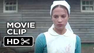 getlinkyoutube.com-Testament Of Youth Movie CLIP - Field of Wounded (2015) - Hayley Atwell, Alicia Vikander Movie HD