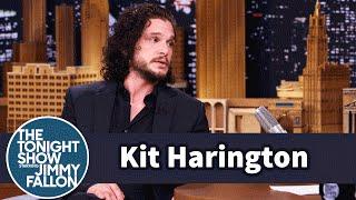 Kit Harington Blabbed About Jon Snow's Fate to Avoid a Ticket