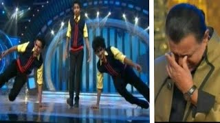 getlinkyoutube.com-Dance India Dance Season 4 January 11, 2014 - Sumedh, Manan & Rohan