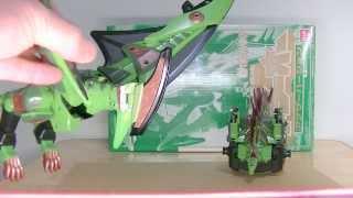 getlinkyoutube.com-アバレンジャー キラーオーアナザーバージョンPower Rangers Dino Thunder TOY
