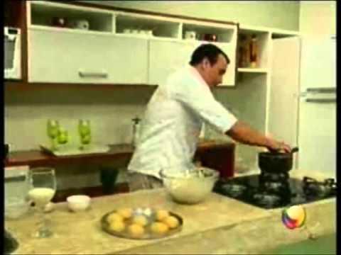 Chef Adeilton Meira - Sonhos Recheados