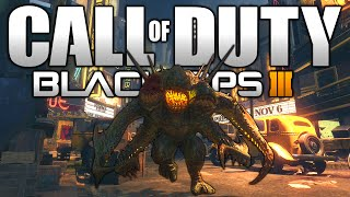 TROLLING BASICALLYIDOWRK! - Black Ops 3 Zombies Shadows of Evil Funny Moments