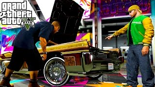 getlinkyoutube.com-GTA 5 DLC LOWRIDER $50,000,000 SPENDING SPREE! - Buying Everything & CUSTOMIZING LOWRIDERS! (GTA 5)