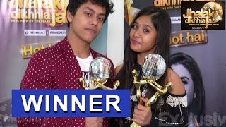 getlinkyoutube.com-Teriya Magar | Jhalak Dikhla Jaa 9 WINNER | Exclusive Interview