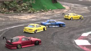 getlinkyoutube.com-RC2駆交流会 O.N circuit     20131103
