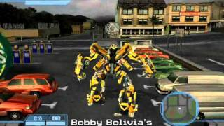 getlinkyoutube.com-Transformers - Autobot - Los Suburbios Parte 2 Español