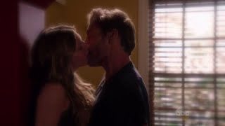 Mistresses 3x03 Joss and Harry Hot Make Out Scene