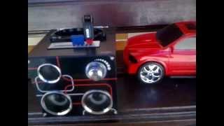 getlinkyoutube.com-Mini Pickup Hilux - Project Car Tunning Sound IV