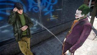 getlinkyoutube.com-Joker disturbs the peace of Liberty City - GTA 4 Funny Moments