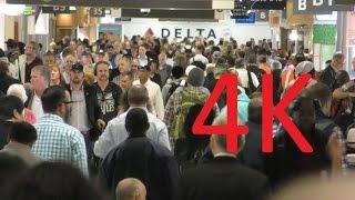 A 4K Video Tour of Atlanta International Airport (ATL)