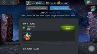 getlinkyoutube.com-Marvel Contest Of Champions - Crystal Cornucopia!