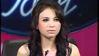 getlinkyoutube.com-Ada Penampakkan di Indonesia Idol 2010