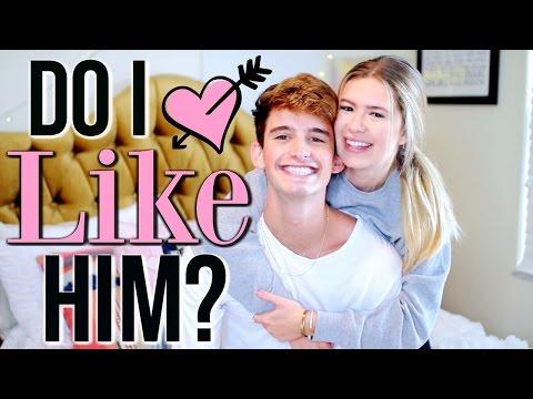 Do I Like Him? | Q&A